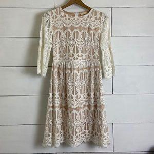 Bohme Lace Dress.